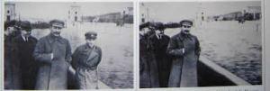 Ο Σεργκέι Κίροφ εξαφανίζεται με μαγικό τρόπο! Παλιός μπολσεβίκος, συνεργάτης του Λένιν,με μεγάλο κύρος στο Κόμμα. Μέλος του Πολιτικού Γραφείου και Γραμματέας της οργάνωσης του Λένινγκραντ. Αντιτάχθηκε στην πολιτική των εκκαθαρίσεων των διαφωνούντων και δολοφονήθηκε. Ο Στάλιν ενοχοποίησε για τη δολοφονία του συνεργάτες του Λένιν που στέκονταν εμπόδιο στα σχέδιά του. Σήμερα είναι κάτι παραπάνω από βέβαιο οτι η δολοφονία του ήταν έργο των ανθρώπων του Στάλιν.