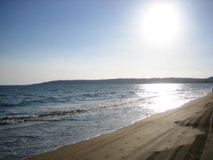 Παραλία Καβούρι και κόλπος Κατάκολου