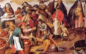 φτώχεια στον μεσαίωνα