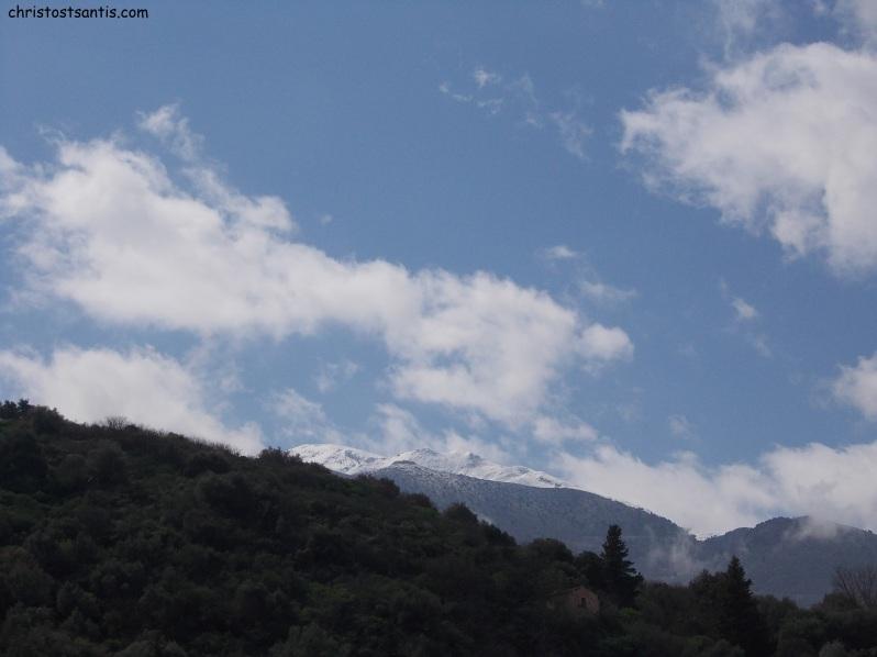 Λευκά Όρη-Χρήστος Τσαντής