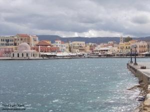 Παλιό λιμάνι Χανιά