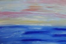 Πίνακας: Μαρία Τσαντή