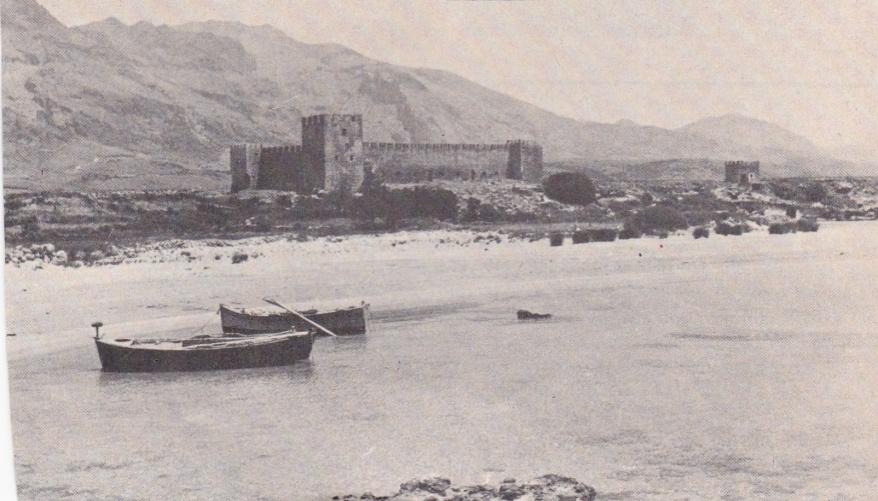 Φραγκοκάστελο Χανιά