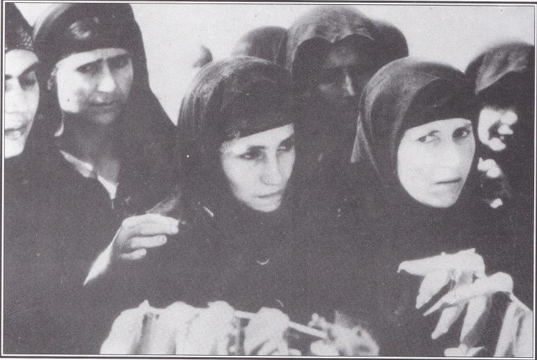 Γυναίκες της Κρήτης-Γερμανική Κατοχή
