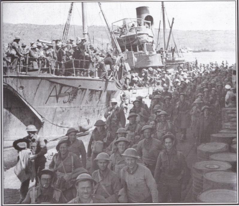Η μάχη της Κρήτης-Άγγλοι στην Κρήτη