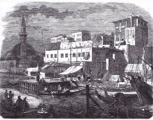 Το λιμάνι των Χανίων επί Τουρκοκρατίας