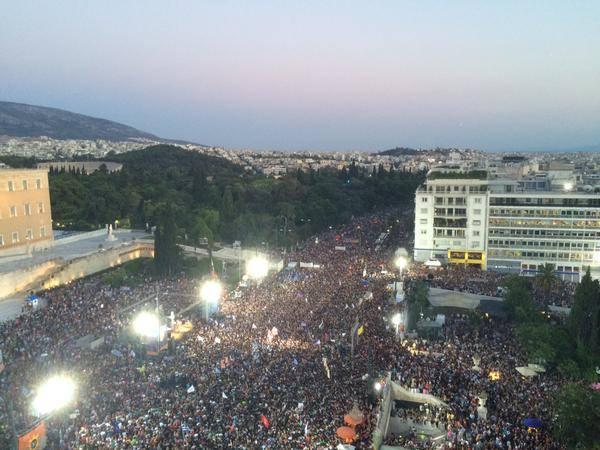 Η Ελλάδα λέει ΟΧΙ