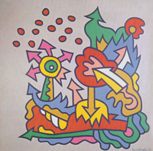 Κήπος και φωτιά, Αλέξης Ακριθάκης 1939-1994