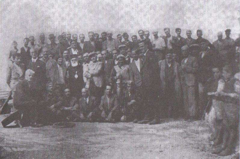 Τρομάρισσα Χανίων Κρήτη Σεπτέμβριος 1944