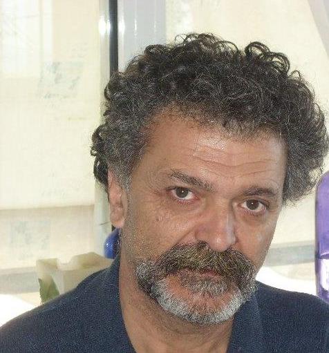 Ο συγγραφέας Γιώργος Ηλιάδης