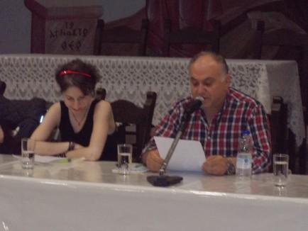 Λευτέρης Φοδελιανάκης, Ελευθερία Τσικαλά