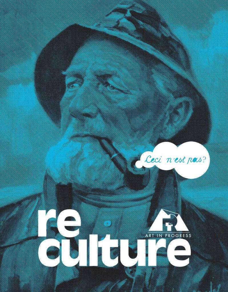 RE-culture Εκδόσεις Ραδάμανθυς