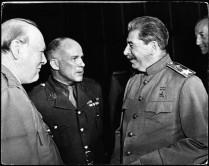 Στάλιν-Τσώρτσιλ