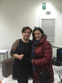 Κωνσταντίνα Χαριτάκη και Θάλεια Φλεμετάκη