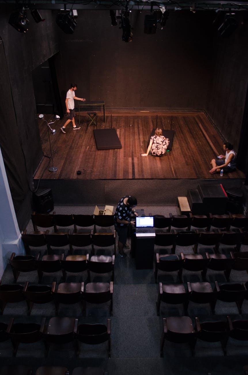σεμινάριο θέατρο